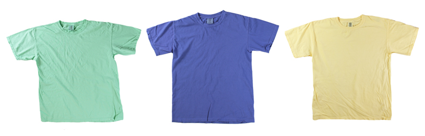Comfort Colors Short Sleeve Closeouts